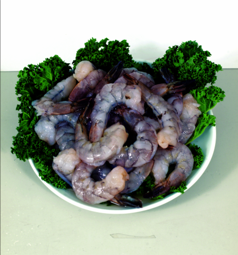 Great American Seafood Shrimp 16/20 per Pound (Approximate Delivery is 3-6 Days) Perspective: back