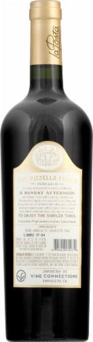 La Posta Vinatero Malbec Red Wine Perspective: back