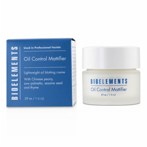 Bioelements Oil Control Mattifier  For Combination & Oily Skin Types 29ml/1oz Perspective: back