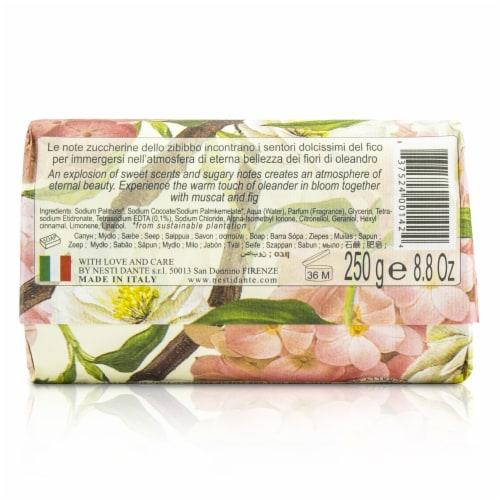 Nesti Dante Dolce Vivere Fine Natural Soap  Roma  Olenander In Bloom, Muscat & Fig 250g/8.8oz Perspective: back