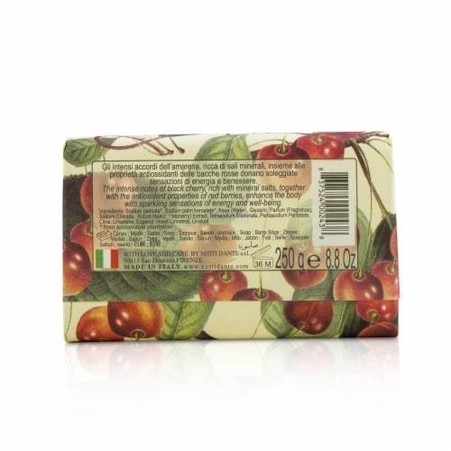 Nesti Dante Il Frutteto Antioxidant Soap  Black Cherry & Red Berries 250g/8.8oz Perspective: back