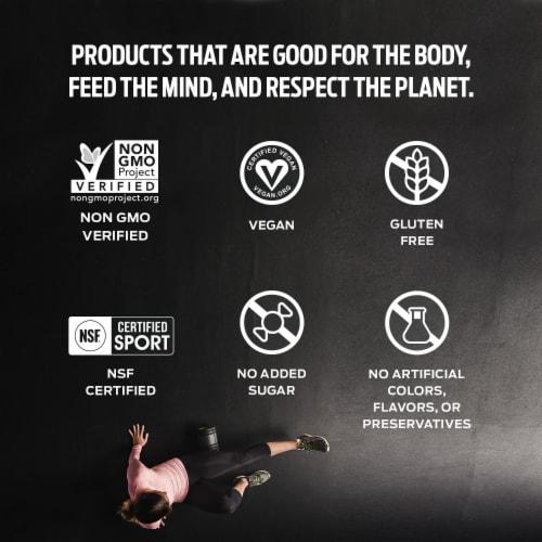 Vega Sport Vanilla Protein Powder Perspective: back