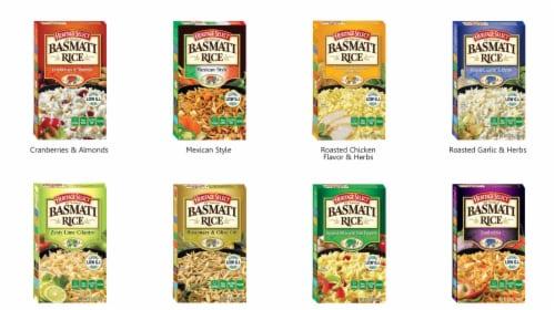Heritage Select Basmati Rice Variety Pack Perspective: back