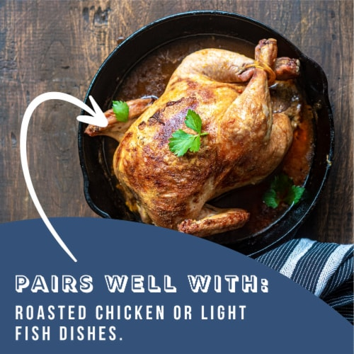 Magistrate Napa Valley Chardonnay Perspective: back