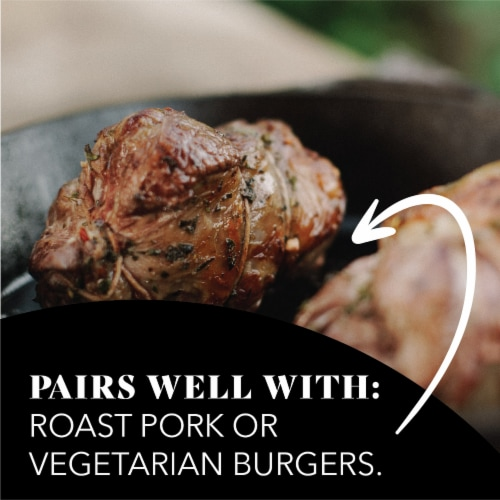 Acronym Red Blend Perspective: back