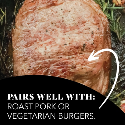 Acronym Shadow Red Blend Perspective: back