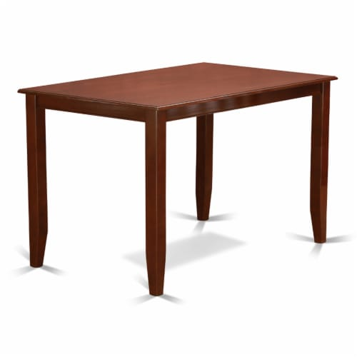 X696Ga650-7 - 7-Piece Table Set - 6 Chairs and a Table Hardwood Frame Perspective: back