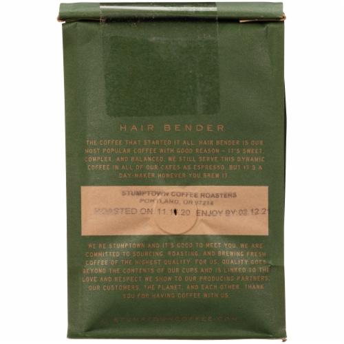 Stumptown Coffee Hair Bender Blend Ground Coffee Perspective: back