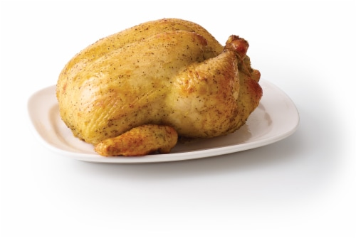 Home Chef Lemon Pepper Whole Chicken (Not Available Before 11 AM) Perspective: back