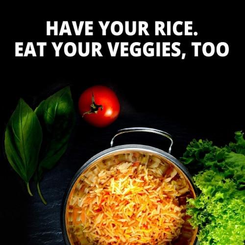 Himalayan Chef Basmati Rice, Fluffy & Long-Grain, Standup & Resealable Bag | 2 lbs - Pack 2 Perspective: back