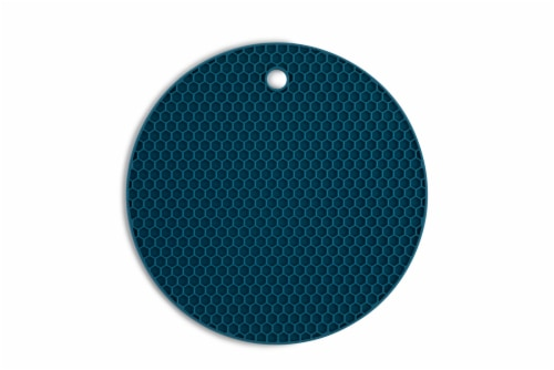 Core Home Round Silicone Trivet - Assorted Perspective: back
