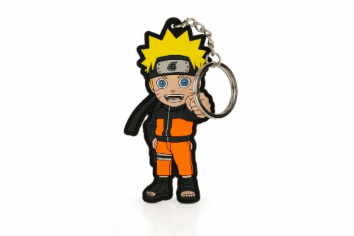 Naruto Shippuden LookSee Collector's Box | Includes 5 Naruto Themed Collectibles Perspective: back