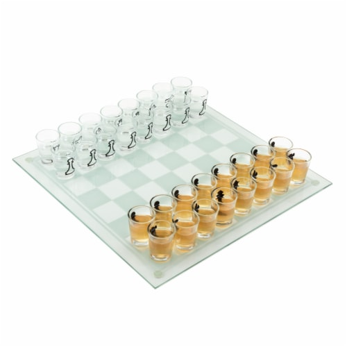 Chess Shot Game by True Perspective: back