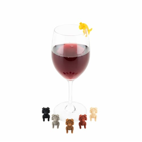 Spot On™ Drink Charms by TrueZoo Perspective: back