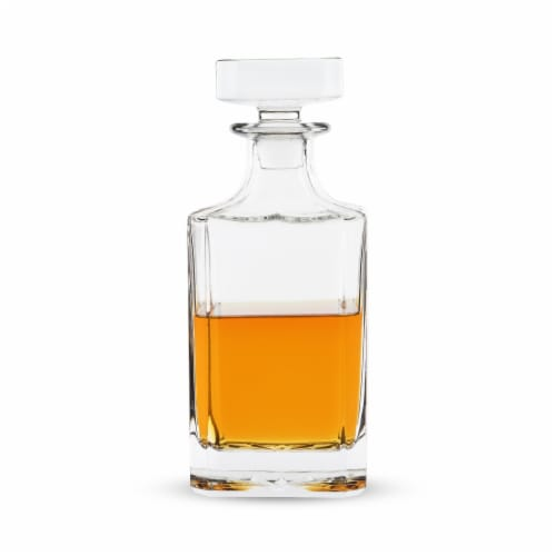 Clarity: 750ml Decanter by True Perspective: back