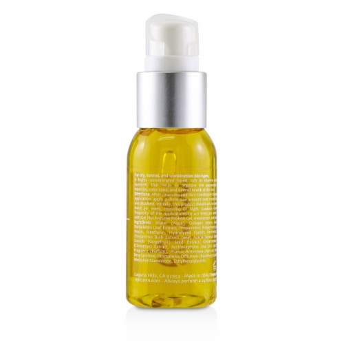 Epicuren Enzyme Concentrate Vitamin Protein Complex  For Dry, Normal & Combination Skin Types Perspective: back