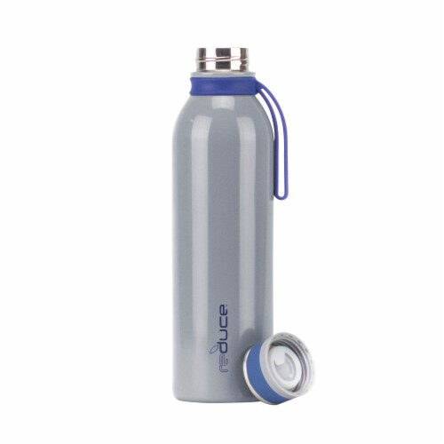 Reduce Hydro Pro Original Bottle - Gray Perspective: back