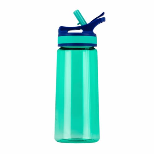 Reduce Axis Bottle - Aqua Perspective: back