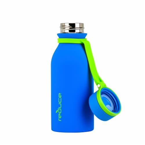 Reduce Hydro Pro Bottle - Blue Perspective: back