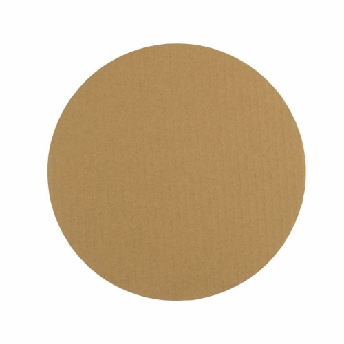 "12-Pack Round Cake Boards Cardboard White Cake Circle Base, 10"" Diameter Perspective: back"
