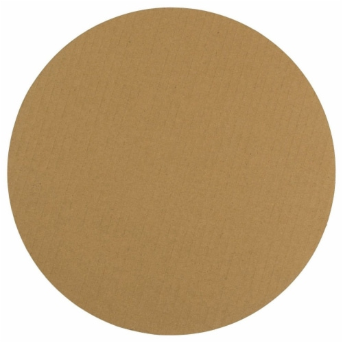 12-Pack Round Cake Boards, Cardboard Cake Circle Bases, 12 Inches Diameter, White Perspective: back