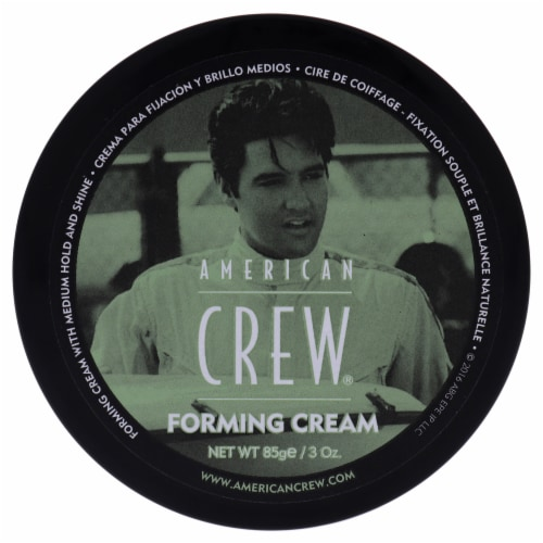 Forming Cream by American Crew for Men - 3 oz Cream Perspective: back
