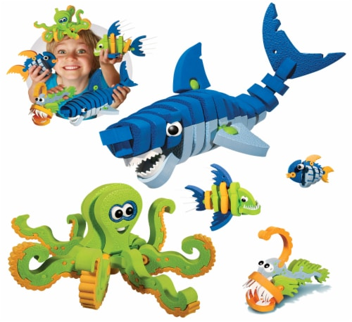 Bloco - Marine Creatures Perspective: back