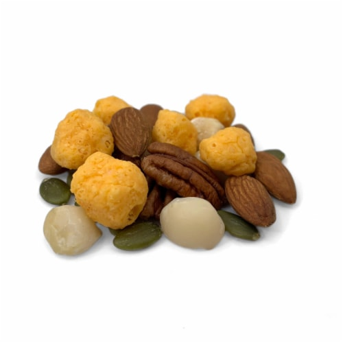 Nature's Garden Keto Snack Mix Perspective: back