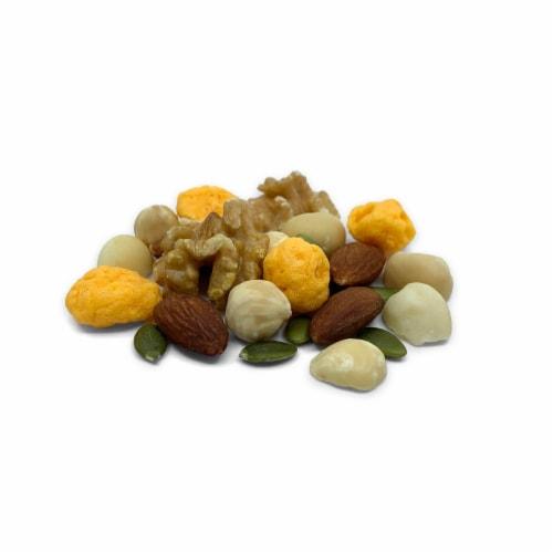 Probiotic Keto Snack Mix 18 oz. Perspective: back