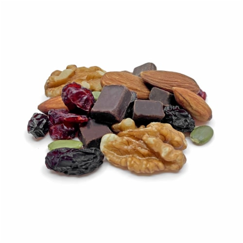 Nature's Garden Heart Healthy Trail Mix Perspective: back