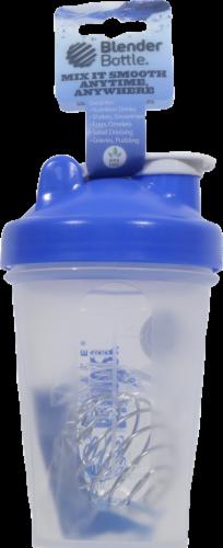 BlenderBottle® - Blue Perspective: back