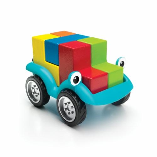 SmartGames SmartCar Toy Perspective: back