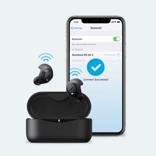 Anker Soundcore Life Dot 2 True Wireless Earbuds Perspective: back