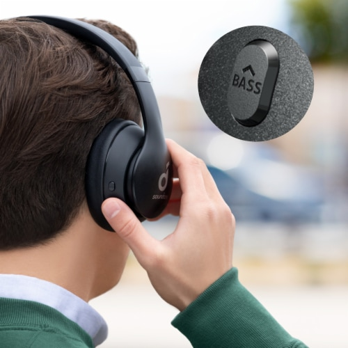 Anker Soundcore Life 2 Neo Over-Ear Headphones Perspective: back