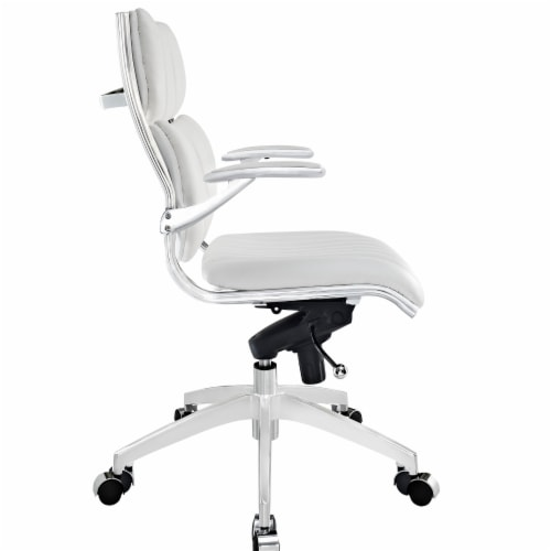 Escape Mid Back Office Chair Perspective: back
