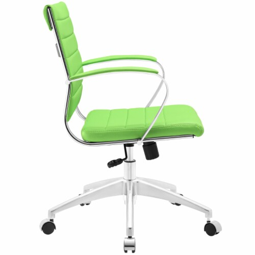 Jive Mid Back Office Chair, EEI-273-BGR Perspective: back