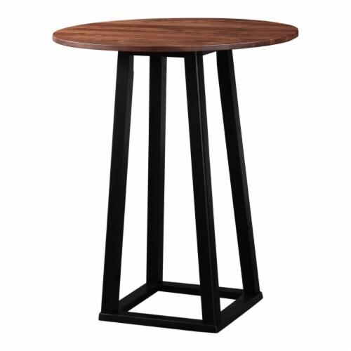 TRI-MESA BAR TABLE Perspective: back