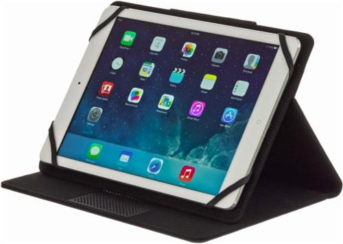 M-Edge Stealth 360 iPad Case - Black Perspective: back