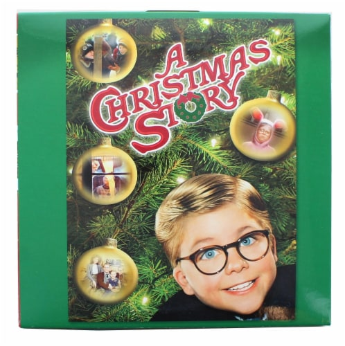 A Christmas Story 750 Piece Christmas Jigsaw Puzzle Perspective: back