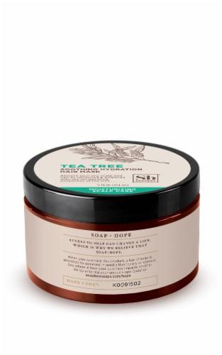 Soapbox Tea Trea Soothing Hydration Hair Mask Perspective: back