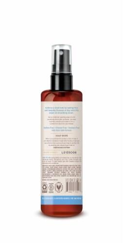 Soapbox Argan Oil Anti-Frizz Smoothing Serum Treatment Perspective: back