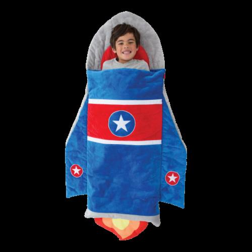 Bixbee Rocketflyer Sleeping Bag Perspective: back
