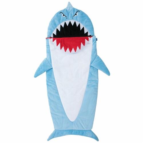 Bixbee Shark Sleeping Bag Perspective: back