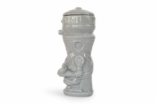Geeki Tikis Star Wars The Mandalorian IG-11 Mug   Ceramic Tiki Cup   18 Ounces Perspective: back
