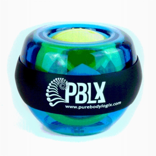 PBLX Sports Pro Hand and Arm Resistance Trainer Perspective: back