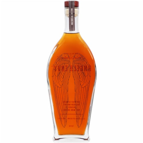 Angels Envy Bourbon Whiskey Perspective: back