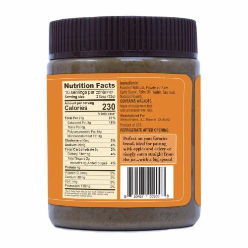 Wellnut Farms Original Walnut Butter Perspective: back