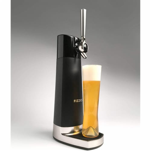 Fizzics FZ403 DraftPour Nitro-Style USB-Powered Home Bar Beer Tap Dispenser Perspective: back