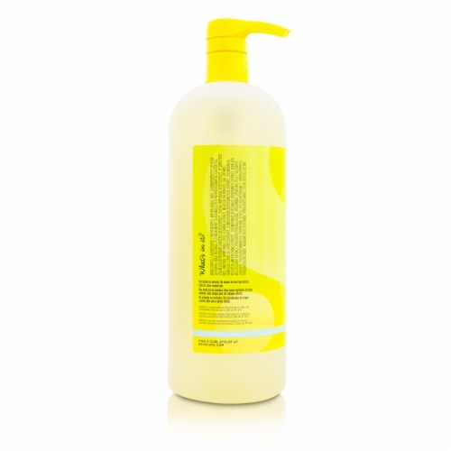 DevaCurl LowPoo Delight (Weightless Waves Mild Lather Cleanser  For Wavy Hair) 946ml/32oz Perspective: back