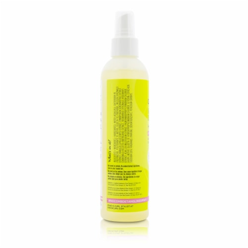 DevaCurl NoComb Detangling Spray (Lightweight Curl Tamer  Refresh & Extend) 236ml/8oz Perspective: back